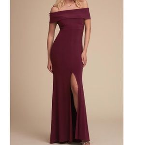 Anthropologie BHLDN Ember Dress NWOT